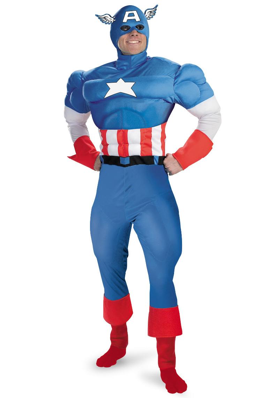 заказать аниматоров капитан Америка
